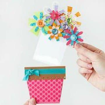 tarjetas para el dia de la mama creativa