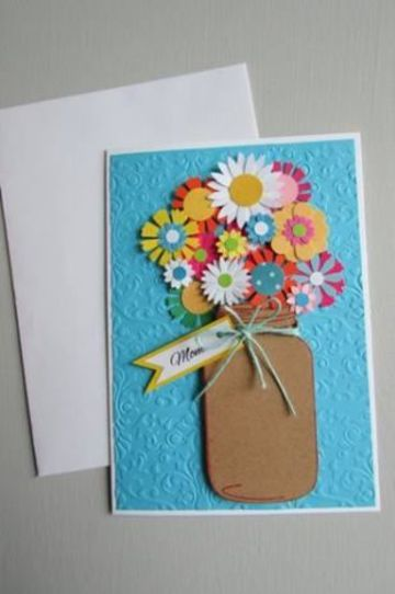 tarjetas para las madres en su dia creativas