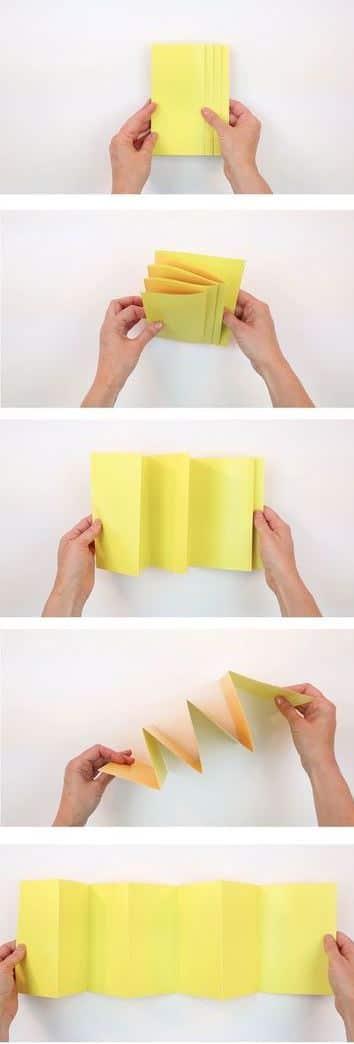 como diseñar un folleto a mano