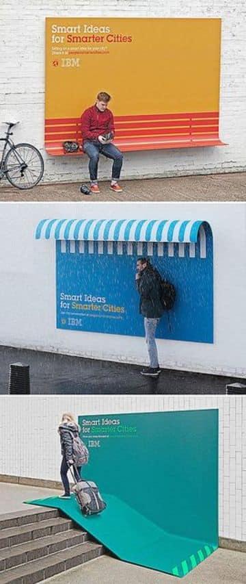 formas de carteles publicitarios utiles