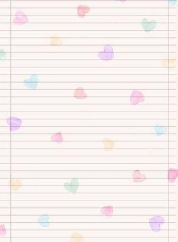 hojas para cartas de amor hechas a mano