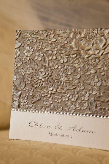 papel texturizado para invitaciones envejecido