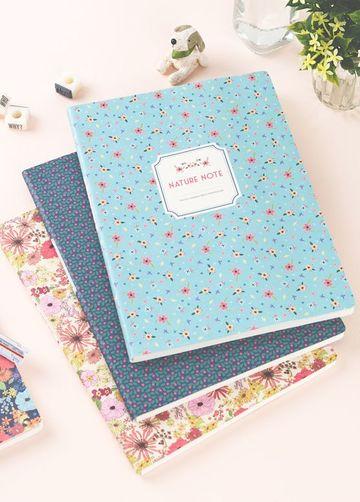 caratulas creativas para cuadernos de niñas