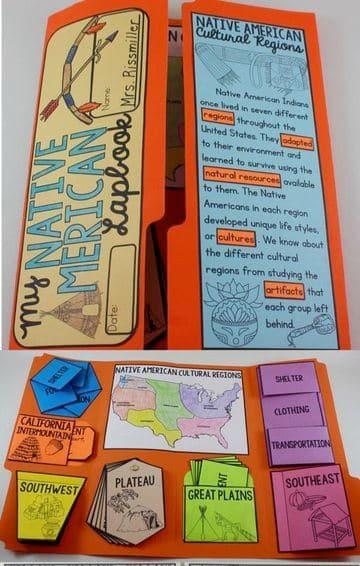 modelos de tripticos escolares coloreado