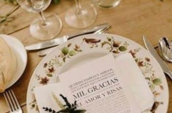 frases de agradecimiento boda originales largas