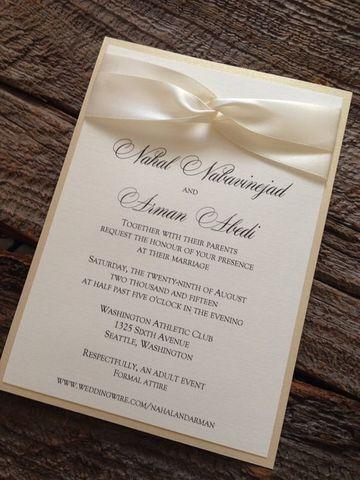 leyendas para tarjetas de matrimonio formales