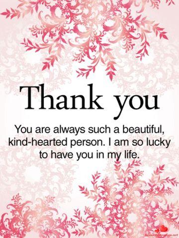 postales de agradecimiento a un amigo lindas