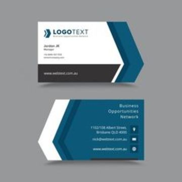 tarjetas de presentacion para editar creativas