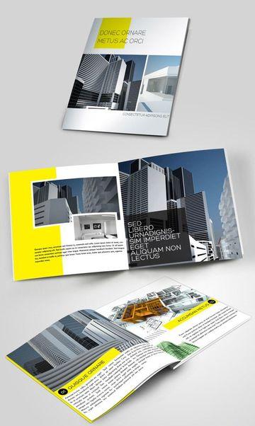brochure de empresas constructoras para descargar
