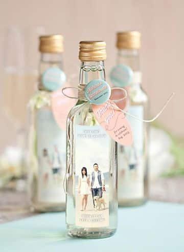 como hacer recuerdos para boda faciles y bonitos