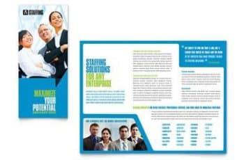 como hacer un folleto en power point corporativo