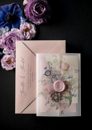 ideas para invitaciones de boda elegantes