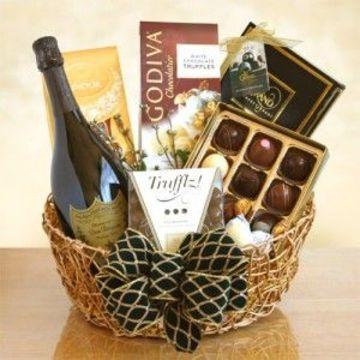 regalos navideños empresariales en canastas