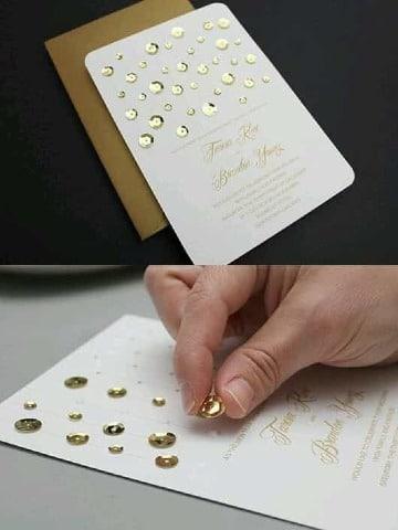 como crear tarjetas de invitacion diy