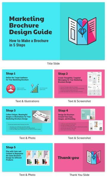 como se hace un brochure paso a paso