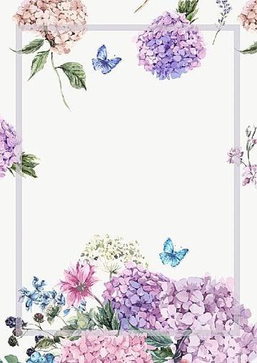 fondos para tarjetas de 15 años con mariposas