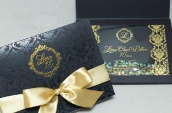 invitaciones de xv años elegantes y sencillas