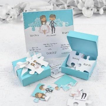 invitaciones modernas para boda 2018
