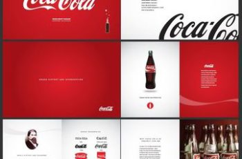 manual de identidad grafica marcas famosas