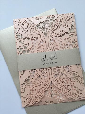modelos de tarjetas para matrimonio elegantes
