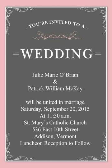 tarjetas de casamiento para imprimir gratis