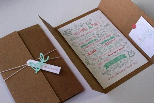 tarjetas para matrimonio civil gratis