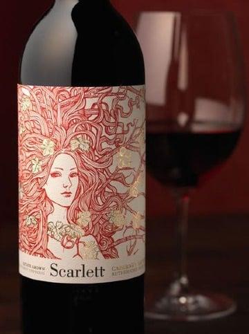 ideas de etiquetas de botellas de vino