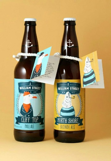ideas de etiquetas de cerveza artesanal