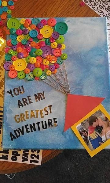 ideas de tarjetas de aniversario de amor