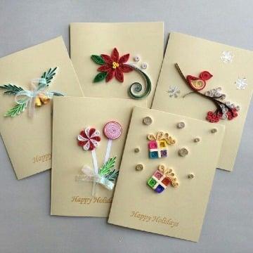 imagenes de tarjetas para regalos de navidad