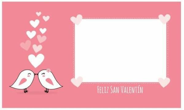 tarjetas de san valentin gratis para editar e imprimir