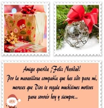 como hacer cartas de navidad para amigos