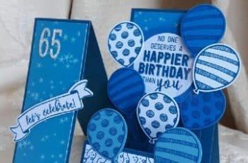 como hacer tarjetas de cumpleaños para adultos