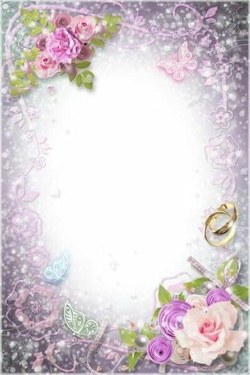 fondos para invitaciones de boda para editar e imprimir