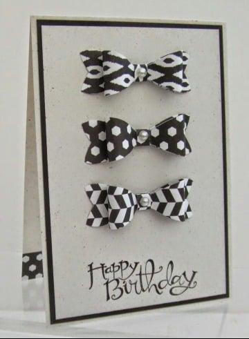 ideas de tarjetas de cumpleaños formales