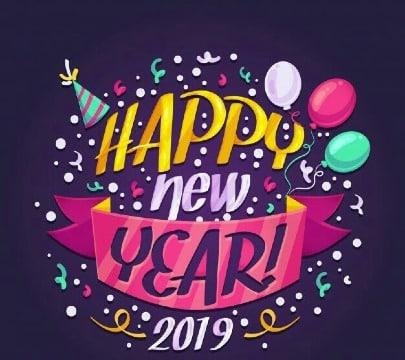 imagenes de feliz año nuevo en ingles