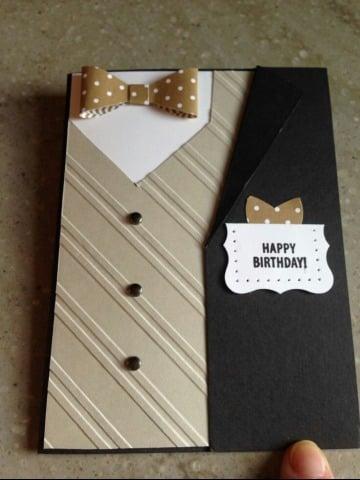tarjetas de cumpleaños formales profesionales