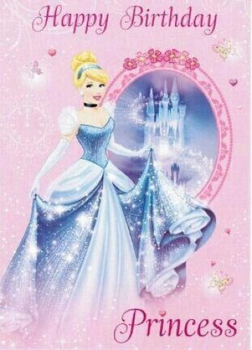 imagenes de tarjetas de cumpleaños de princesas