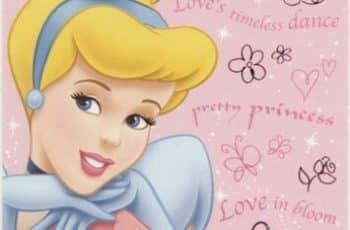 tarjetas de cumpleaños de princesas gratis
