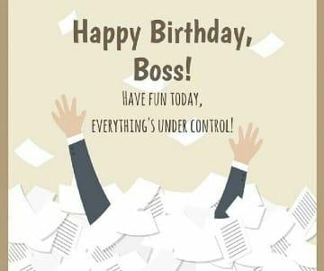 tarjetas de cumpleaños para el jefe para enviar
