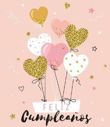 bonitas tarjetas de cumpleaños para mujeres
