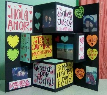 creativos modelos de tarjetas para san valentin