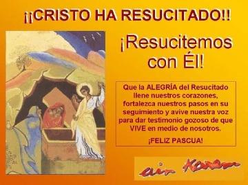 imagenes de pascua de resurreccion para imprimir