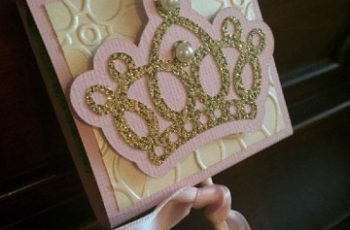invitaciones de coronas de princesas para cumpleaños