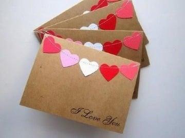 modelos de sobres para cartas de amor