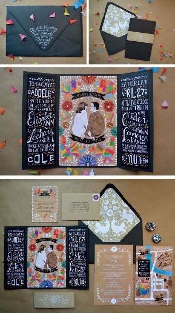 4 Creativas Cartas Hechas A Mano Para Enamorados Tarjetas De