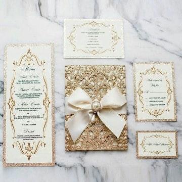 invitaciones para eventos formales bodas