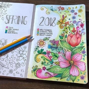 caratulas para cuadernos de secundaria a mano