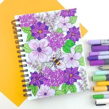 caratulas para cuadernos de secundaria para mujeres