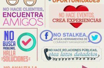 ejemplos de infografia en español marketing